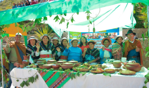 May 2019 Gastronomy Show; Association of Tourism Sinchimarka