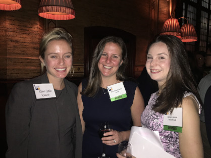 NIRI New York Next Gen Social at the Campbell Apartment (May 11, 2016)