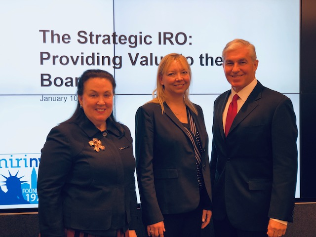 The Strategic IRO January 2019