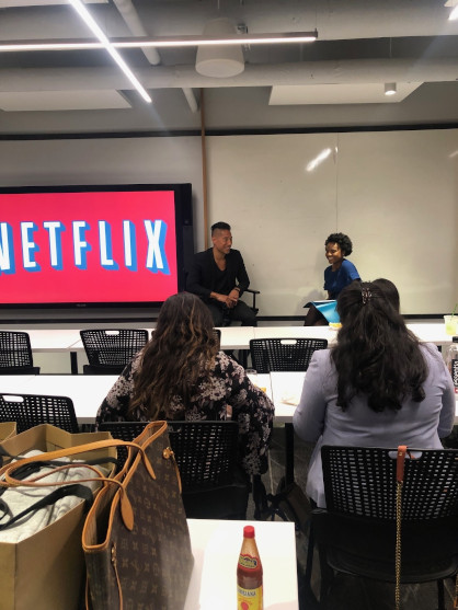 NIRI NY NextGen – Fireside Chat with Spencer Wang, IRO of Netflix (May 16, 2019)