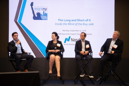 NIRI NY - The Long and Short of It: Inside the Mind of the Buy-Side (September 17, 2018)