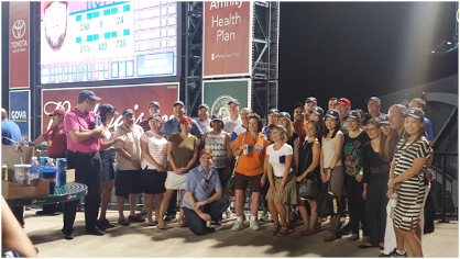 Summer Social at Citi Field (September 1, 2015)