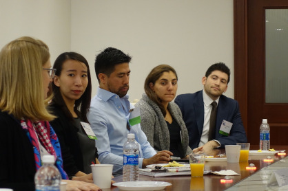 NIRI-NY - NextGen New Member Breakfast (November 8, 2017)