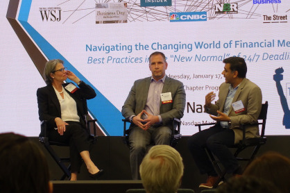 NIRI-NY Navigating the Changing World of Financial Media (January 17, 2018)